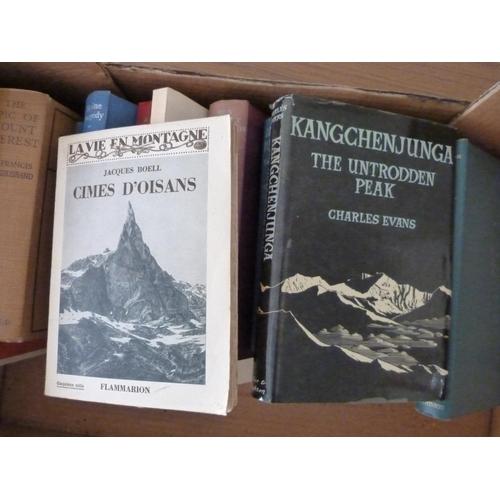 11 - Climbing & Mountaineering.17 various vols.