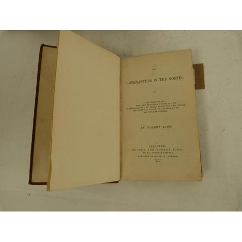27 - SCOTT WALTER.Goetz of Berlichingen, with the Iron Hand. 18pp publisher's adverts. 12mo. ...