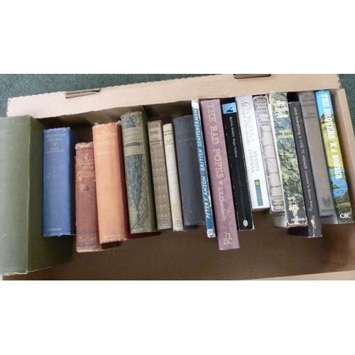 38 - Various.A carton of various vols.