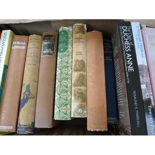 39 - Various.A carton of various vols.
