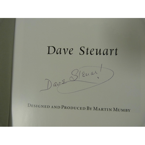 58 - STEUART DAVE.From Minnows to Marlin. Ltd. ed. 550, signed. Illus. Orig. brown cloth in d...
