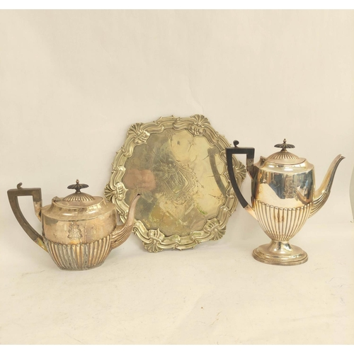 12 - E.P. engraved waiter, a b.m. mug 'Hertford College 'Torpid Fours'' and various other items of hotel ...