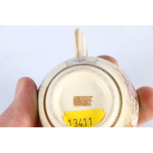 19 - Small Satsuma teapot, 7cm