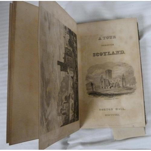22 - (BOTFIELD BERIAH).Journal of a Tour Through the Highlands of Scotland. Eng. frontis &...