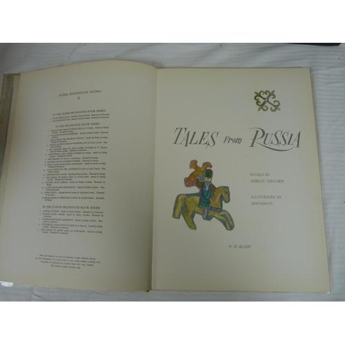 26 - ATTWELL MABEL L. (Illus).Wooden, A Fairy Tale. Col. plates. Small quarto. Orig. cloth, r...