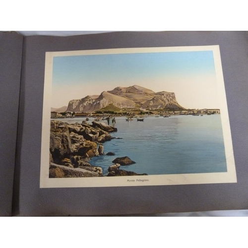 4 - CASSELL & CO. (Pubs).The Picturesque Mediterranean. 4 vols., each with col. frontis. Plates &a...
