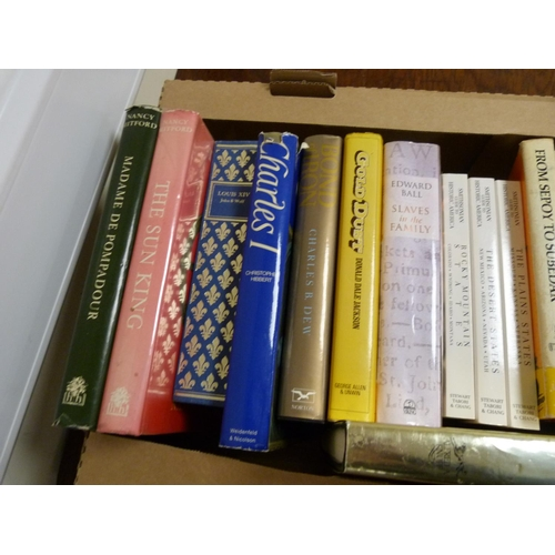 43 - Historical.A carton incl. USA & Scotland.