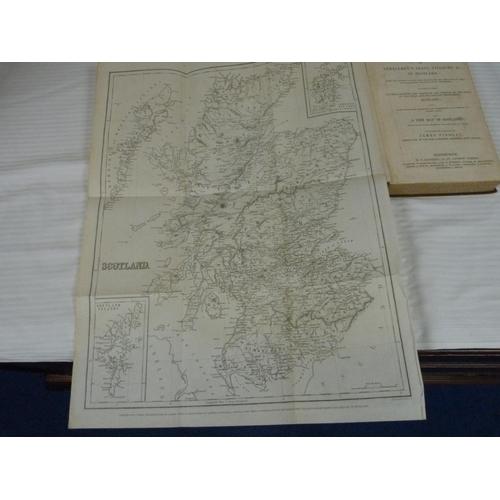 5 - FINDLAY JAMES.Directory to Gentlemen's Seats, Villages &c In Scotland. Fldg. eng. ma...