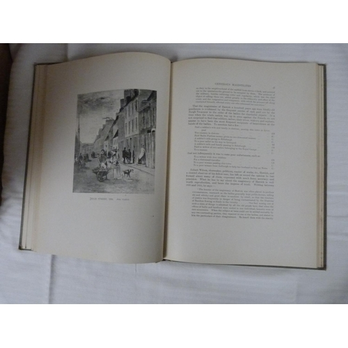 8 - VERNON J. J. & MCNAIRN J.Pictures from the Past of Auld Hawick. Illus. Quarto. Worn orig. clot...