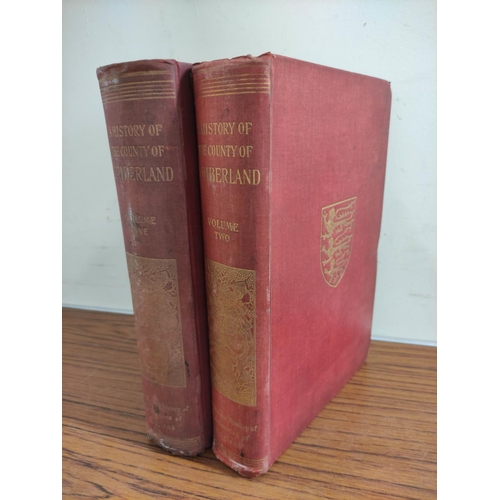 35 - DOUBLEDAY H. A. & WILSON J. (Eds).The Victoria History of the County of Cumberland. ...