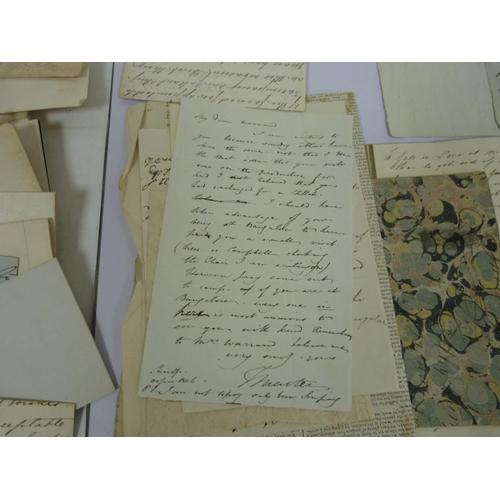 7 - WARRAND ALEXANDER M.D.Military Surgeon serving in India. Slim manuscript account book, 1828-1833 wi...