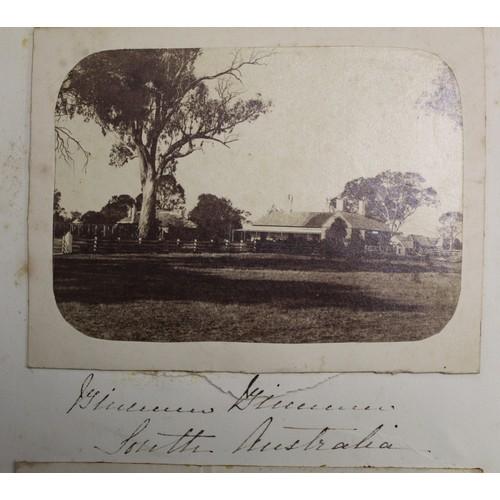 15 - FAMILY OF HUNTER.Australia etc.3 bundles of correspondence & documents ref. the court case, ...