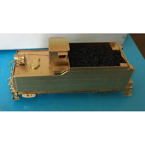 33 - <p>FUJIYAMA D.&R.G.W. HOn 3 Class K-36  2-8-2 Brass Model Train.</p> <p>In our opinion the ...