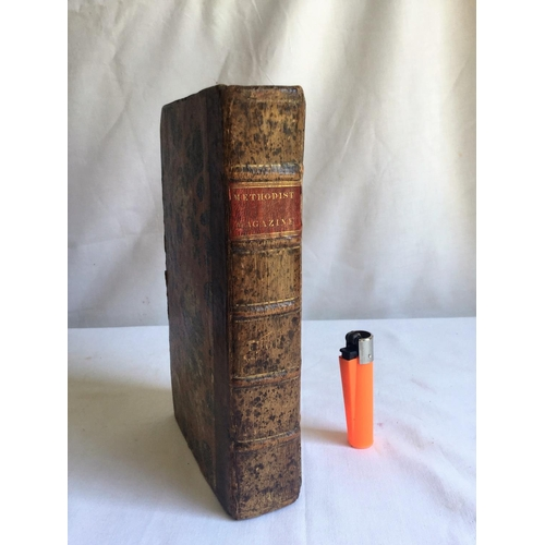 19 - 1809 The Methodist Magazine. A Continuation of the Arminian Magazine by Rev John Wesley...