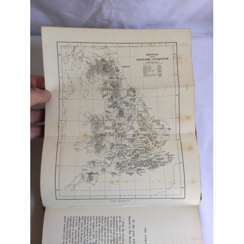 48 - 1882 The Making of England by J R Green. Published by Macmillan...