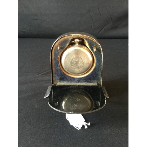 13 - Silver hallmarked pocket watch in silver hallmarked lined case. Case is dated Birmingham 1916. Pocke...