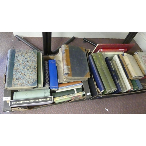 501 - Two Boxes of Assorted Books.