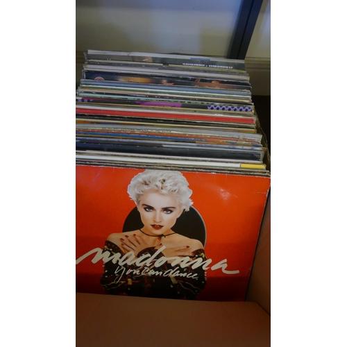 504 - Box - Vinyl Records.
