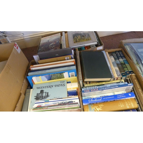 511 - Three Boxes - Assorted Books.