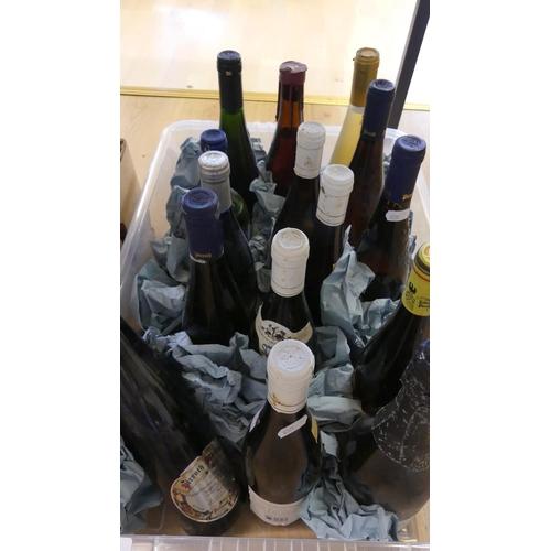 524 - Box - Assorted Vintage Wines.