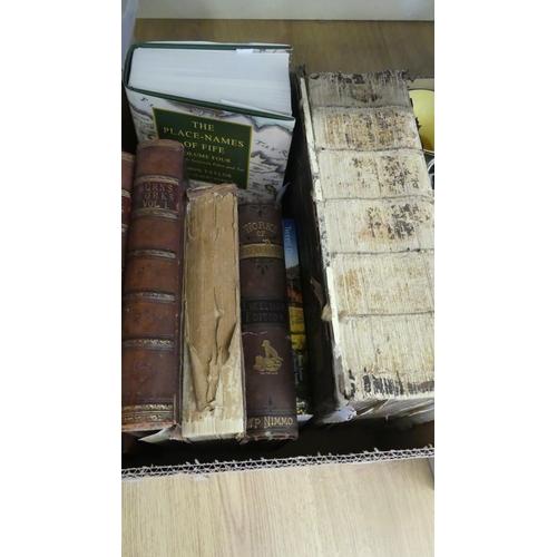 527 - Box - Assorted Books.