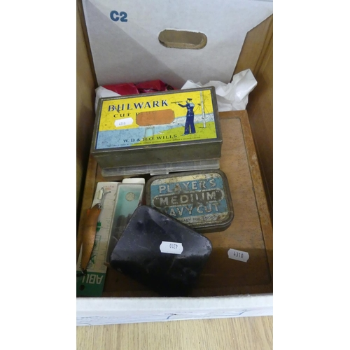 532 - Box - Assorted Fishing Tackle, Lures, Hooks etc.