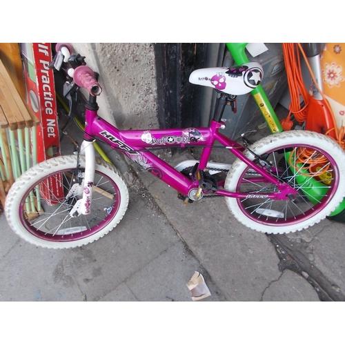 5 - RockStar Huffy Bike...
