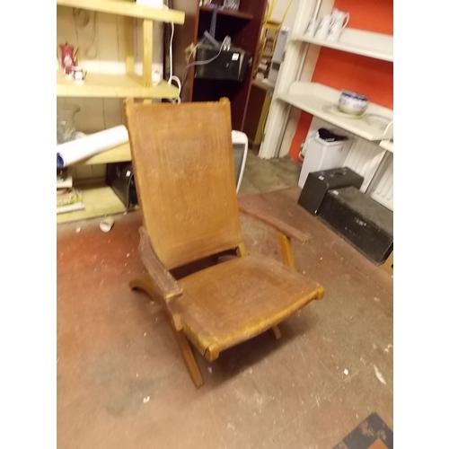 14 - Peruvian Chair...