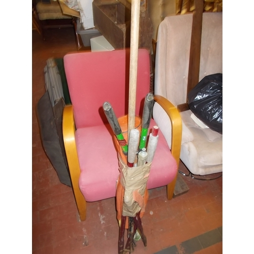 199 - Bundle Tools And Chair...