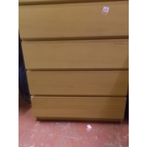 100g - Beech 3 Drawer Chest...