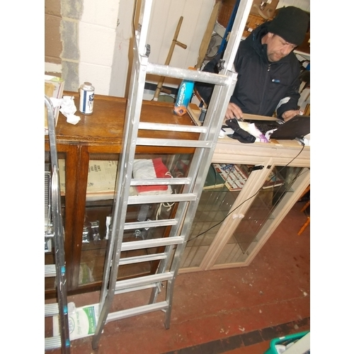 100p - Metal Ladders multi use...