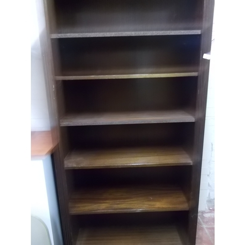 208 - Edwaidian Bookcase...