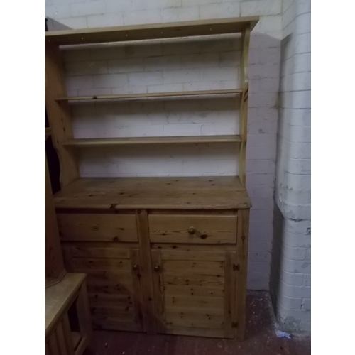 210 - Pine Dresser...