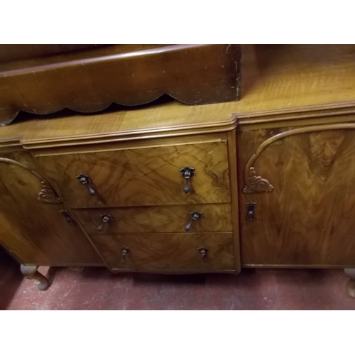 212 - Oak Sideboard...
