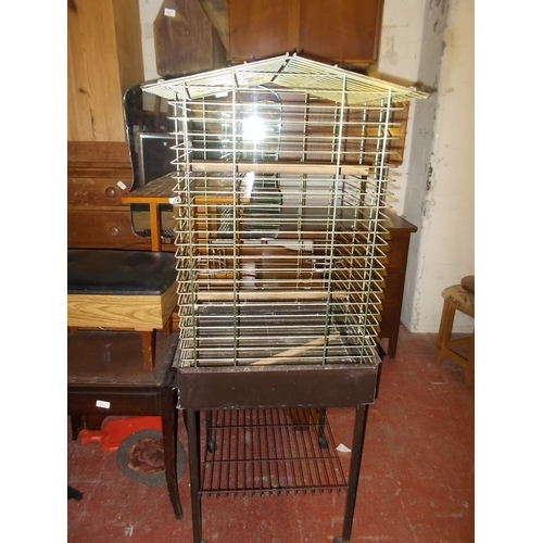 201 - Parrot Cage...