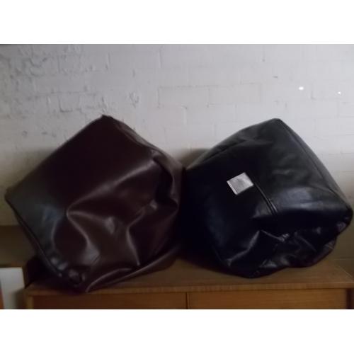 219 - 2 Bean Bags...