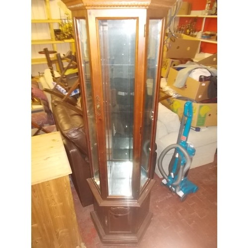 52 - Good Quality Display Cabinet...