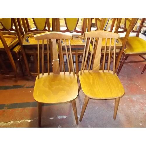 56a - 2 ercol Chairs...
