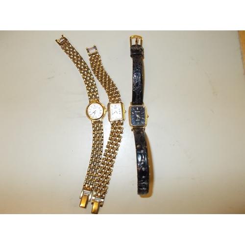 371 - Bulova Watch plus 2 Seiko Watches...