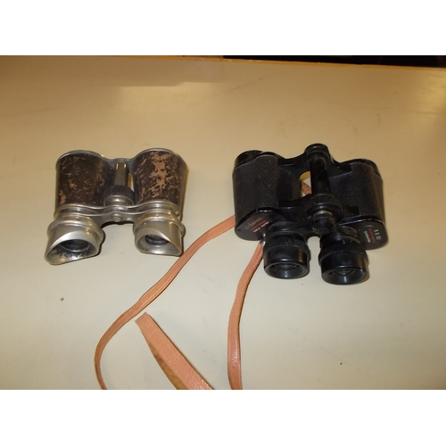 365 - 2 Pairs Binoculars...