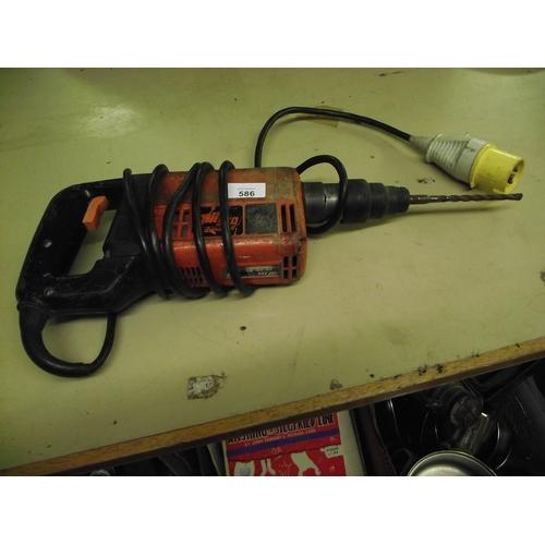 3 - Hammer Drill 110v...