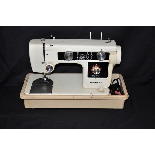 68 - New Home Sewing Machine...