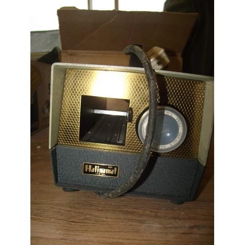 7 - Vintage Projector...