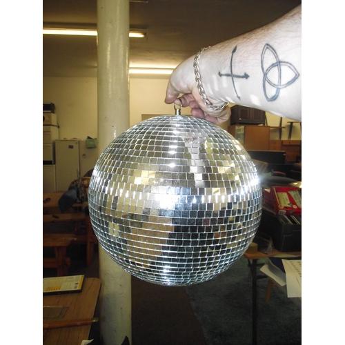 36 - New Miiror Ball...