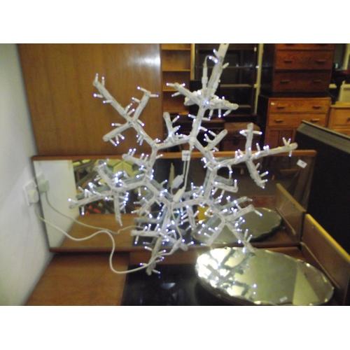 48 - 50cm Snowflake light...