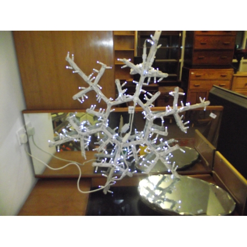 49 - 50cm Snowflake light...