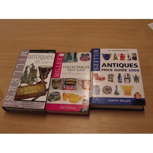 9 - 3 Millers Collectors Guides...