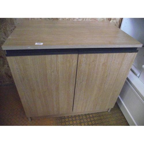 134 - Beech Cupboard...