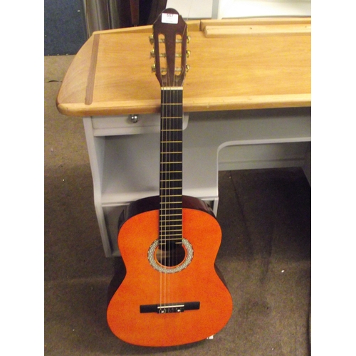 556 - Hohner acoustic guitar...