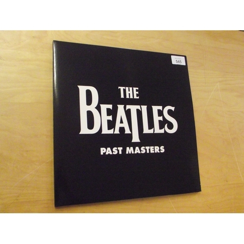 14 - The Beatles Past Master Double Vinyl Album...